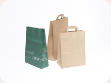 Papírové tašky - galerie
